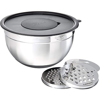Bowl with Grater Lids with $325 order