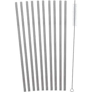 SS Straw Set with $99 order
