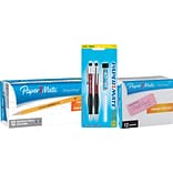 Paper Mate®  Mechanical Pencils and Eraser Bundle