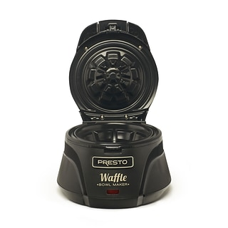 Waffle Bowl Maker with $500 order