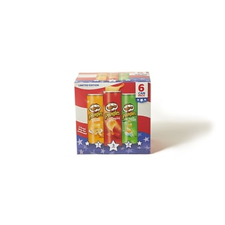 Pringles 3 Flavor with $99 order