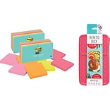 Buy 2 Packs of Post-it® Notes, Get 1 Fit + Fresh Bento Box FREE