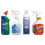 Restroom Cleaning Solutions Bundle