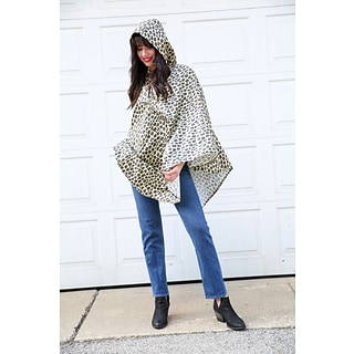 Rain Poncho with $150 order