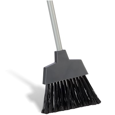 Coastwide Professional™ 8 Angled Broom, Gray (CW58003)
