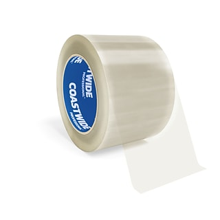 Coastwide Professional™ 3 x 110 yds. Industrial Packing Tape, Clear, 24/Carton (CW55984)