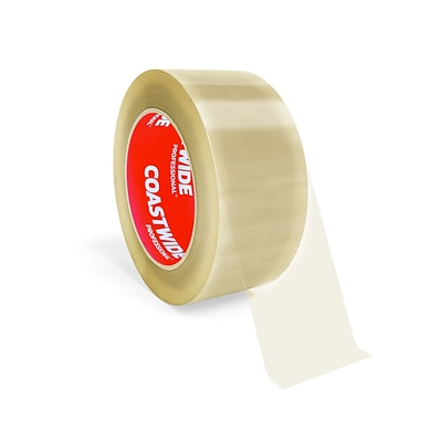 Coastwide Professional™ 2 x 110 yds. Industrial Packing Tape, Clear, 36/Carton (CW55992)
