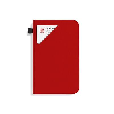 TRU RED™ Medium Starter Journal, Red (TR58411)