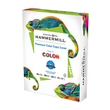 Hammermill Premium Color Copy 8.5 x 11 Cover Paper, 60 lbs., 100 Brightness, 250/Pack (122549)
