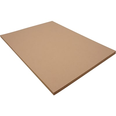 Riverside 3D 9 x 12 Construction Paper, Light Brown, 50 Sheets (P103612)