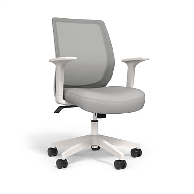 Union & Scale Essentials Mesh Back Fabric Task Chair