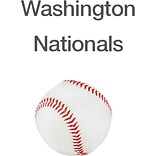 Nationals Mystery Gift with $75 order