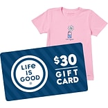 Life is Good Gift Card with $199 order
