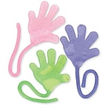 SmileMakers® Glitter Sticky Hands; 48 PCS