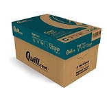Quill Brand® 8.5 x 11 3 Hole Punch Copy Paper, 20 lbs., 92 Brightness, 10 Ream/Carton (7203HPCT)
