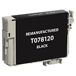 CIG Remanufactured Black Standard Yield Ink Cartridge Replacement for Epson 78 (T078120)