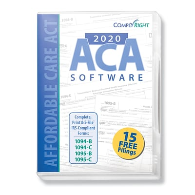 ComplyRight 2020 Affordable Care Act Software (14035ST)