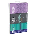 Kleenex Go Pack Facial Tissue, 3-Ply, White, 10 Sheets/Pouch, 3 Pouches/Pack (11976)
