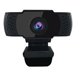 OTM Essentials HD Elite 2 Megapixels Portable Webcam, Black (OB-AJK)