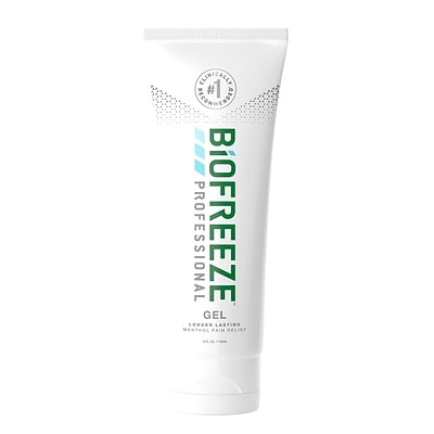 BIOFREEZE® Professional 4oz. Squeeze Gel Tube