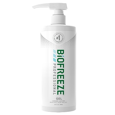 BIOFREEZE® Professional Pain-Relieving Gel Products, 32-oz. Bottle with Pump