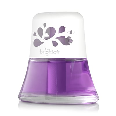 Bright Air Oil Diffuser, Sweet Lavender/Violet Scented, 45 Day (BRI900288EA)