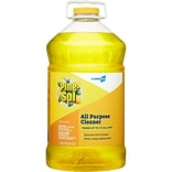 Pine-Sol All Purpose Cleaner, Lemon Fresh, 144 Ounces (35419)