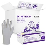Kimberly-Clark Professional® Sterling® Nitrile Exam Gloves, Silver, X-Large, 170/Box (KCC50709)