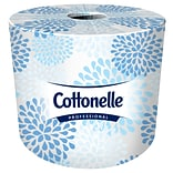 Cottonelle Standard Toilet Paper, 2-Ply, White, 451 Sheets/Roll, 60 Rolls/Carton (17713)