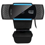 Adesso CYBERTRACKH5 1080P HD Auto Focus Webcam