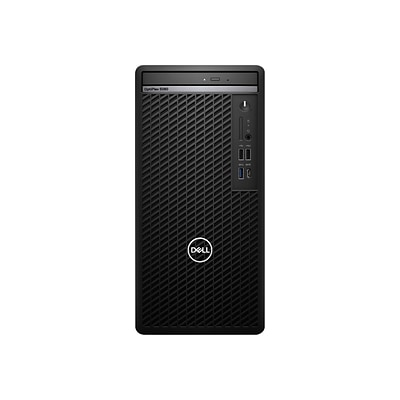 Dell OptiPlex 5080 0W7VR Desktop Computer, Intel i5, 8GB RAM, 256GB SSD