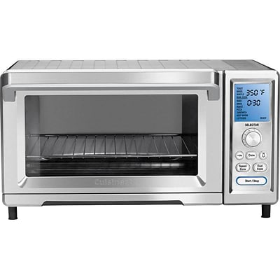 Cuisinart Chefs 9-Slice Convection Toaster Oven, Stainless Steel (TOB-260N1)