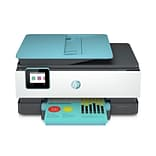 HP OfficeJet Pro 8035e Wireless Color All-in-One Printer w/ 12 months free ink through HP Plus, Oasi