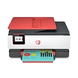 HP OfficeJet Pro 8035e Wireless Color All-in-One Printer w/ 12 months free ink through HP Plus, Cora
