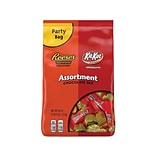 Hersheys Assorted Mini Reeses & Kit Kat, 33.36 oz. (HEC24092)