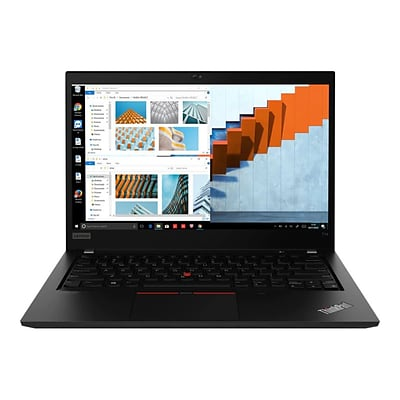 Lenovo ThinkPad T14 Gen 1 20S0 14 Notebook, Intel i5, 8GB Memory, 256GB SSD, Windows 10 Pro (20S00030US)