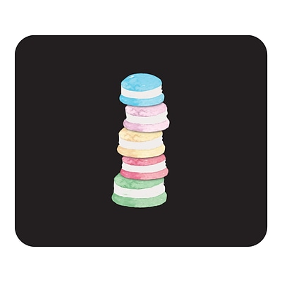 OTM Essentials Prints Series Macaron Stack Mouse Pad, Multicolor (OP-MH-A-66)