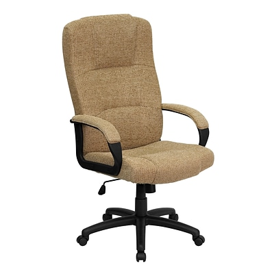 Flash Furniture High Back Fabric Executive Office Chairs Bt9022bge Quill Com