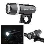 Insten Bike Bicycle Cycling LED Front Head Light Lamp Headlight Torch Arm With Mount
