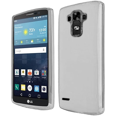 Insten Frosted Gel Cover Case For LG G Vista 2 - Clear