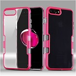 Insten Tuff Hard Hybrid TPU Case For Apple iPhone 7 Plus - Hot Pink