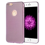 Insten Mesh Gel Case For Apple iPhone 6 Plus/6s Plus - Rose Gold