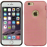 Insten Hard Dual Layer TPU Case For Apple iPhone 6 / 6s - Pink
