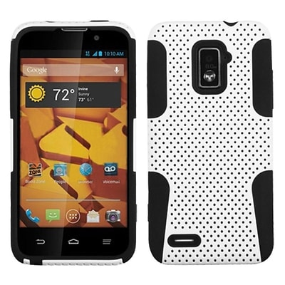 Insten White/Black Astronoot Phone Protector Case Cover For ZTE Warp LTE N9510