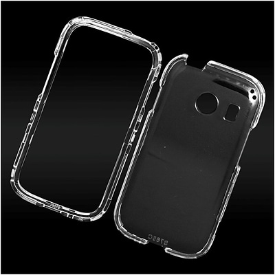 Insten Hard Crystal Cover Case For Samsung Galaxy Ace Style - Clear