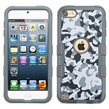 Insten Tuff Camouflage Hard Dual Layer Rubberized Silicone Cover Case For Apple iPod Touch 5th Gen/6