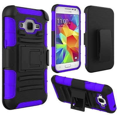 For Samsung Galaxy Core Prime G360 Side Stand Cover Case