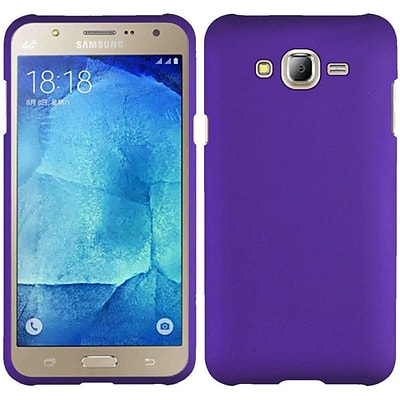 For Samsung Galaxy J7 Rubberized Snap On Plastic Cover
