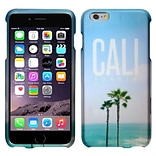 Insten California Sky Hard Rubber Coated Cover Case For Apple iPhone 6 Plus 5.5