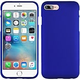 Insten Hard Rubber Cover Case For Apple iPhone 7/ 8, Blue